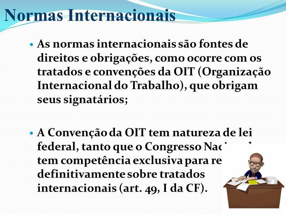 Normas Internacionais