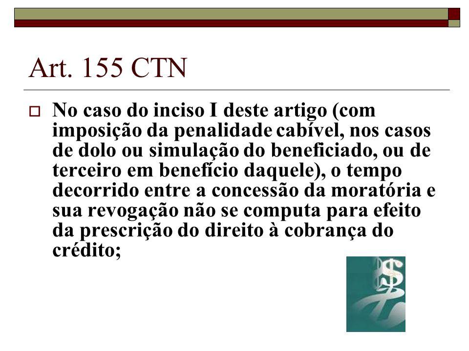 Art. 155 CTN