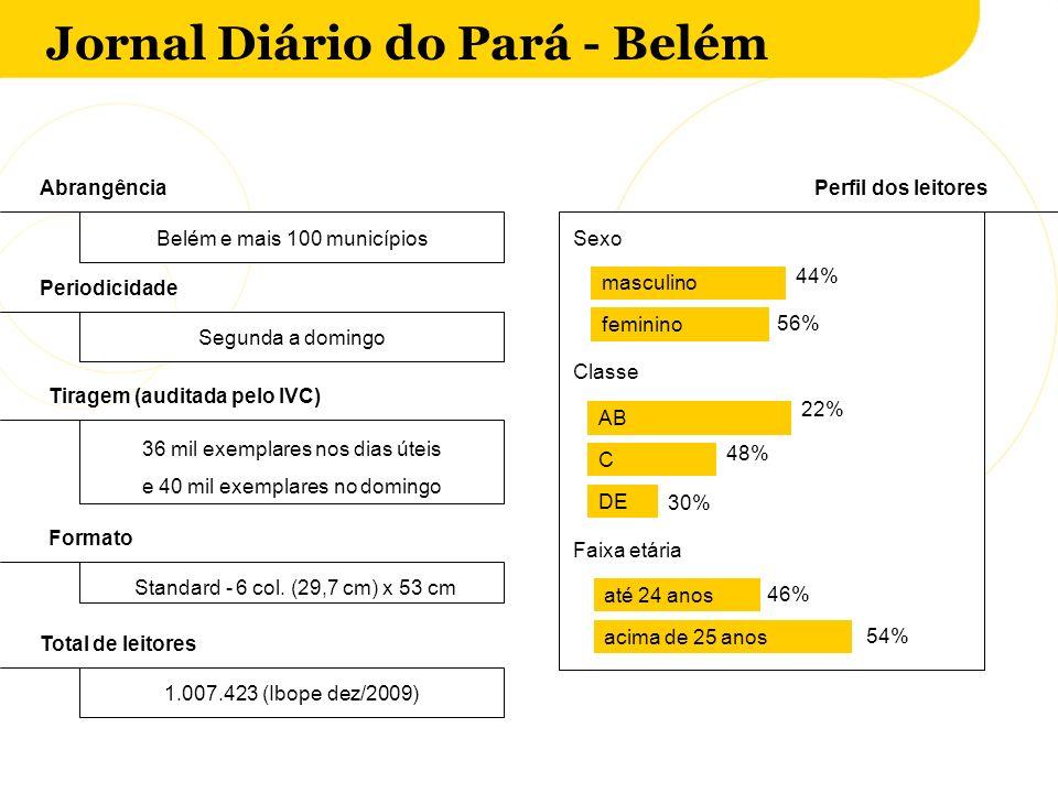 Jornal Diário do Pará - Belém