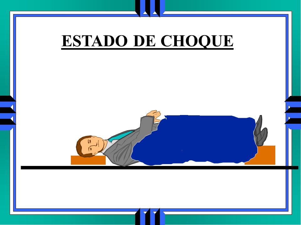ESTADO DE CHOQUE