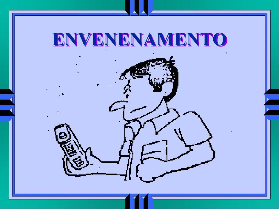 ENVENENAMENTO