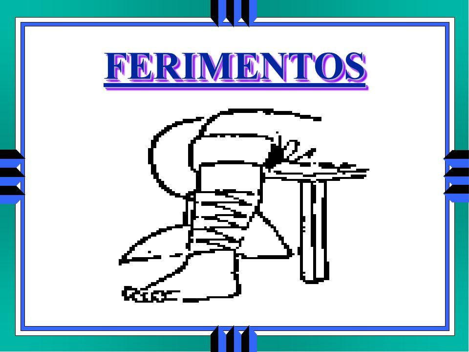 FERIMENTOS