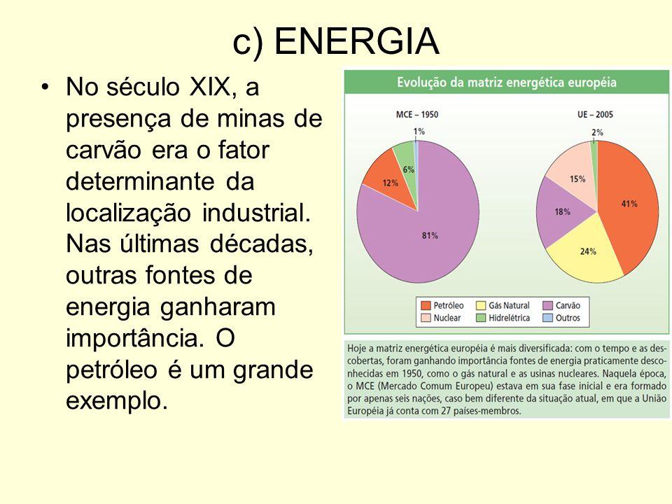 c) ENERGIA