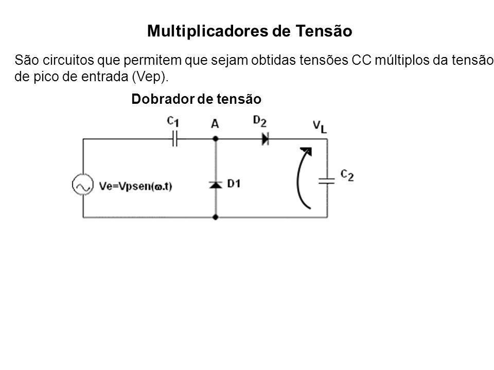 Multiplicadores de Tensão