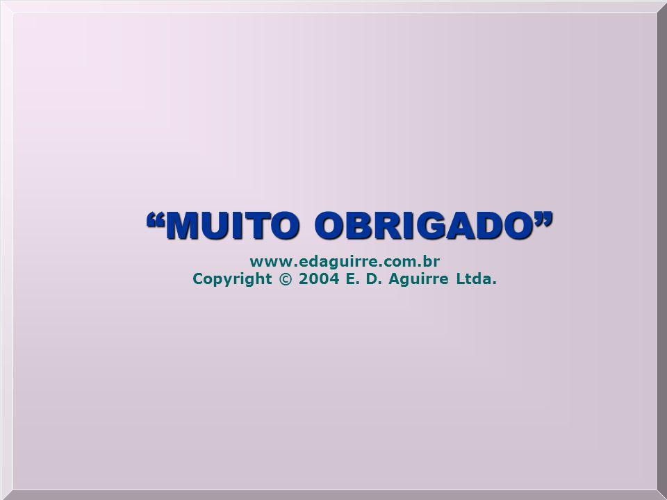 Copyright © 2004 E. D. Aguirre Ltda.
