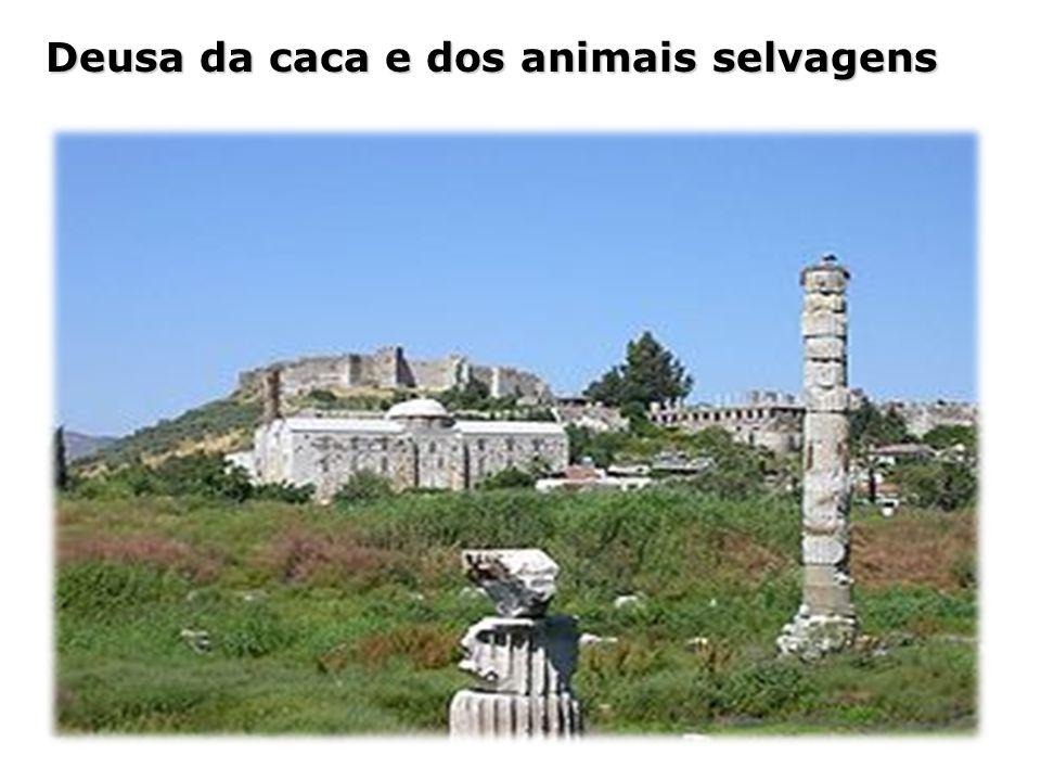 Deusa da caca e dos animais selvagens