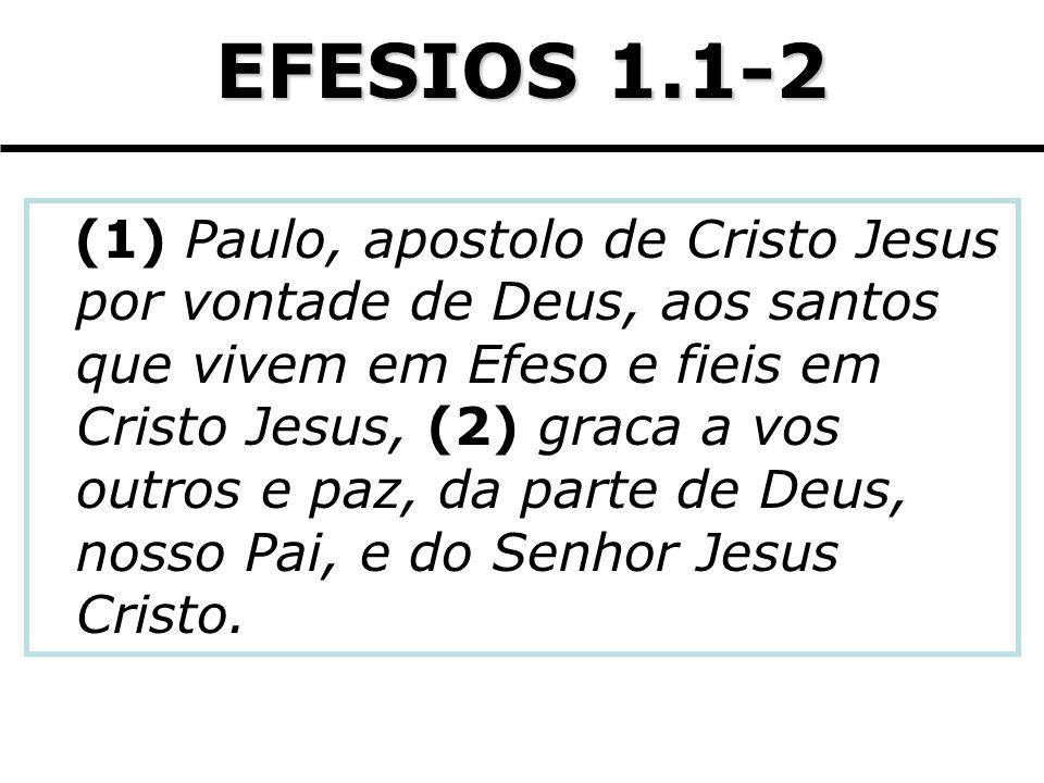 EFESIOS 1.1-2