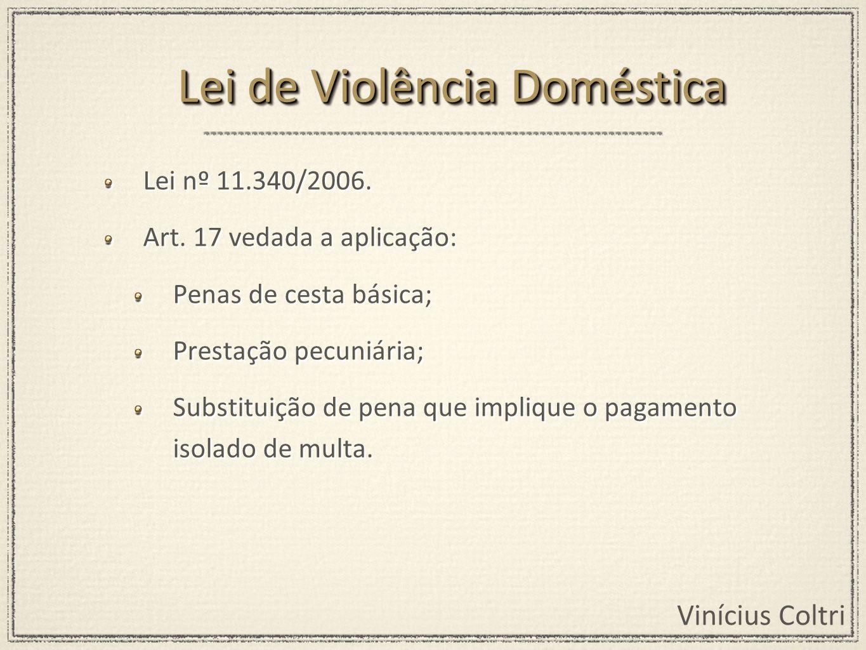 Lei de Violência Doméstica