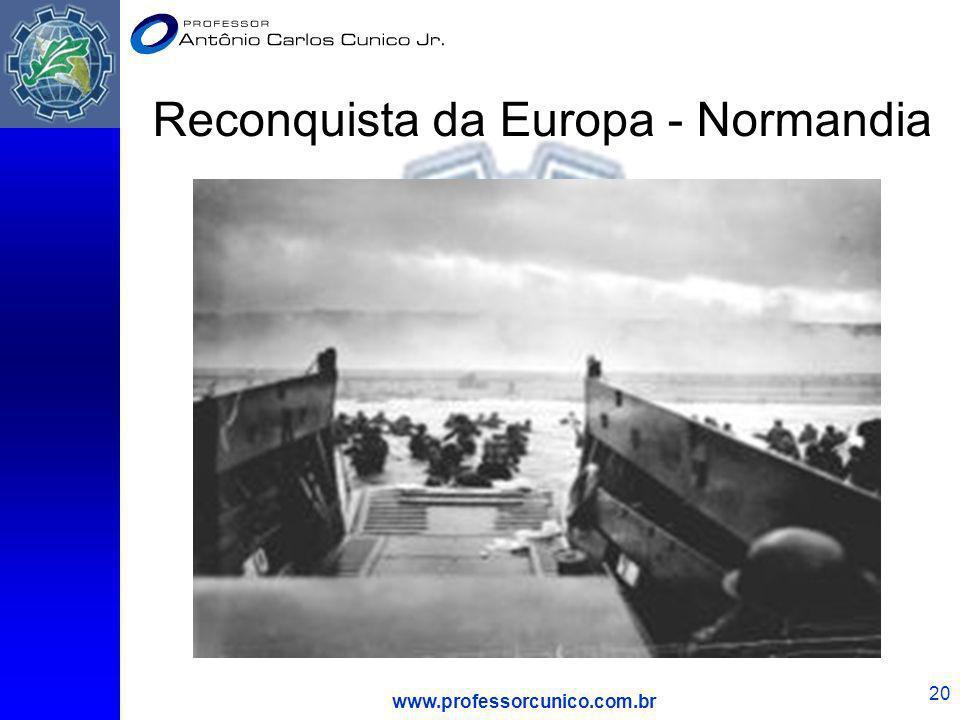 Reconquista da Europa - Normandia