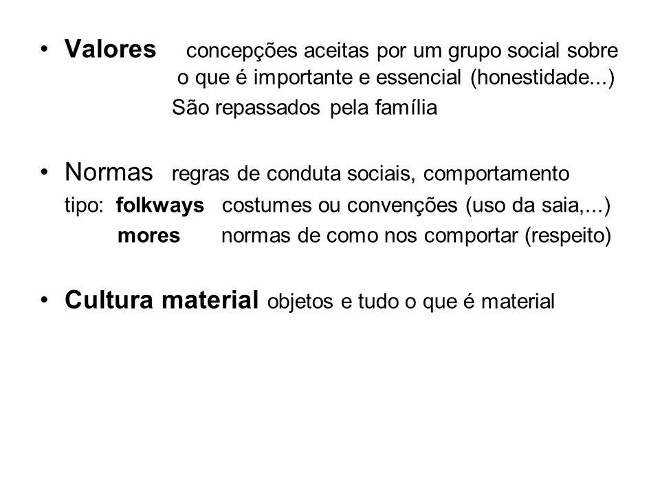 Normas regras de conduta sociais, comportamento