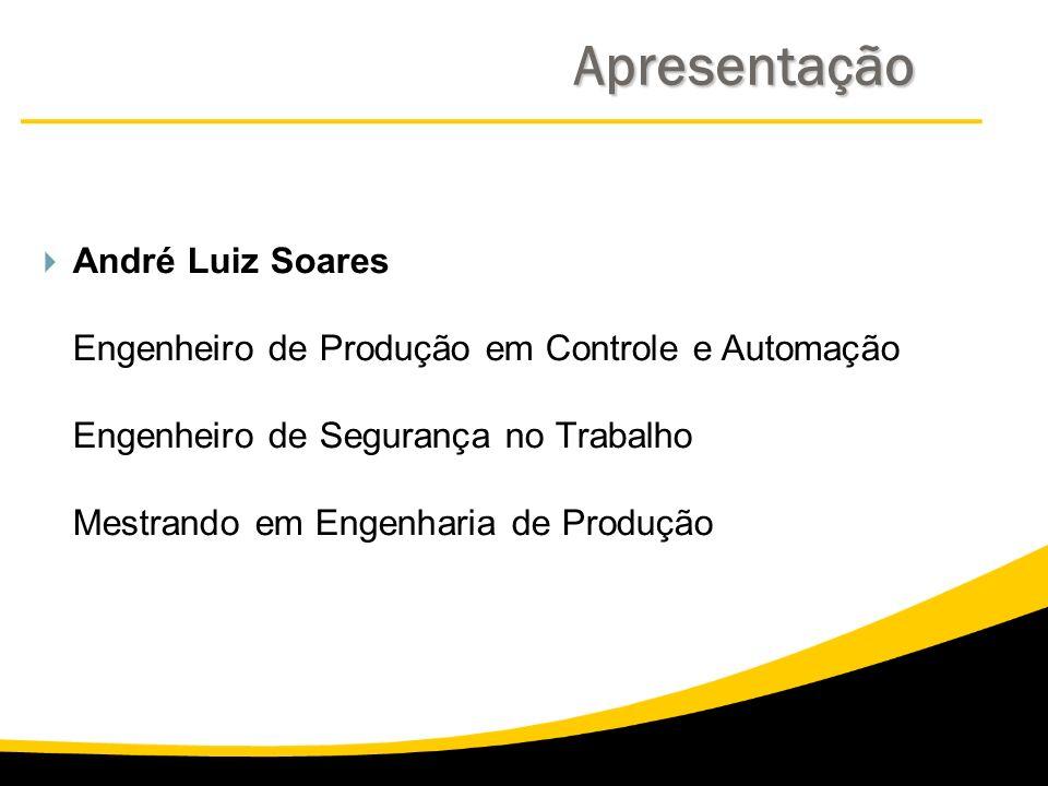 Apresentação André Luiz Soares