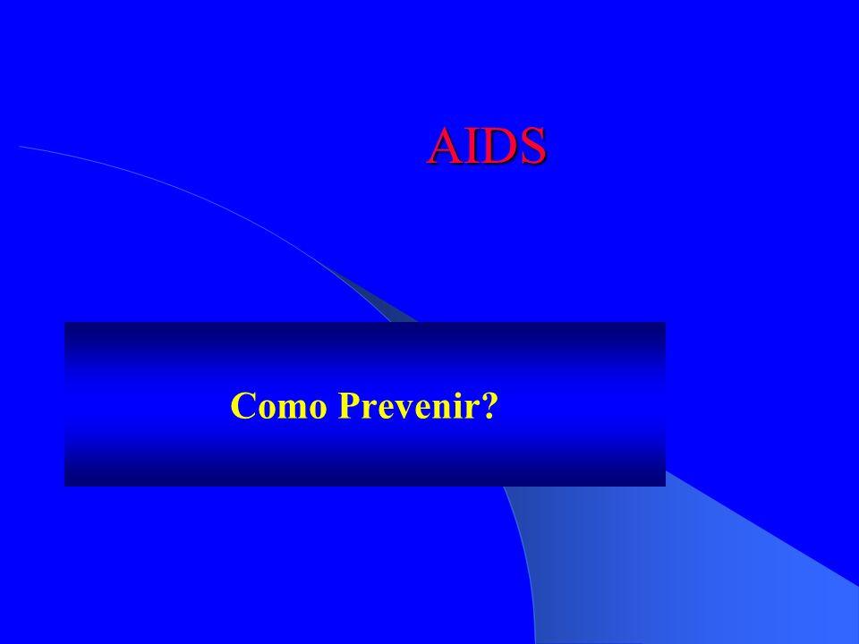 AIDS Como Prevenir