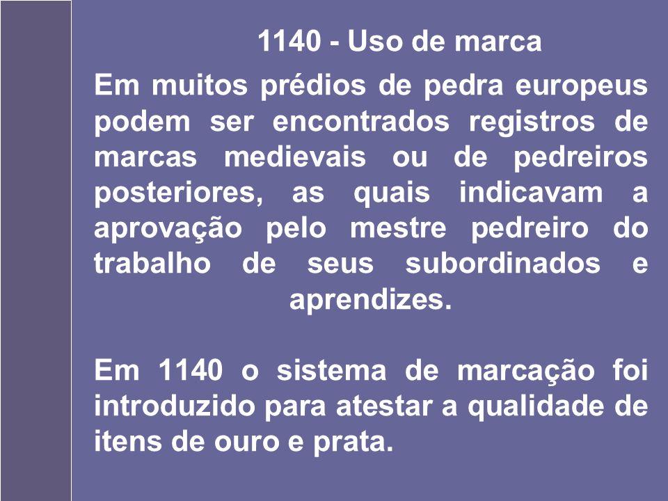 1140 - Uso de marca