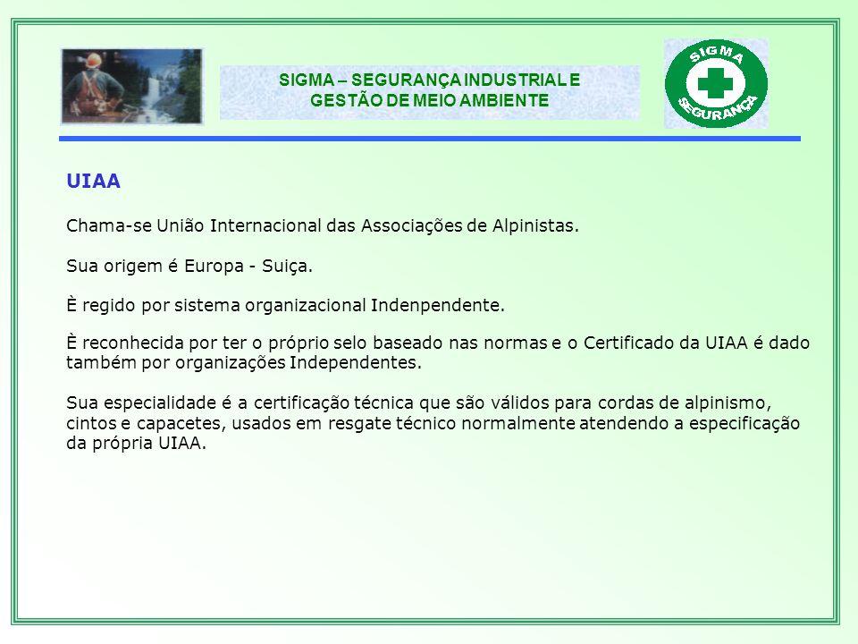 Chama-se União Internacional das Associações de Alpinistas.