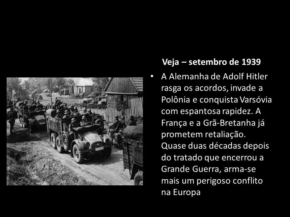 Veja – setembro de 1939