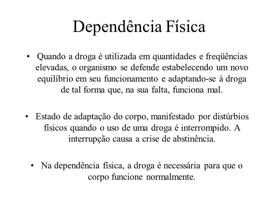 Dependência Física