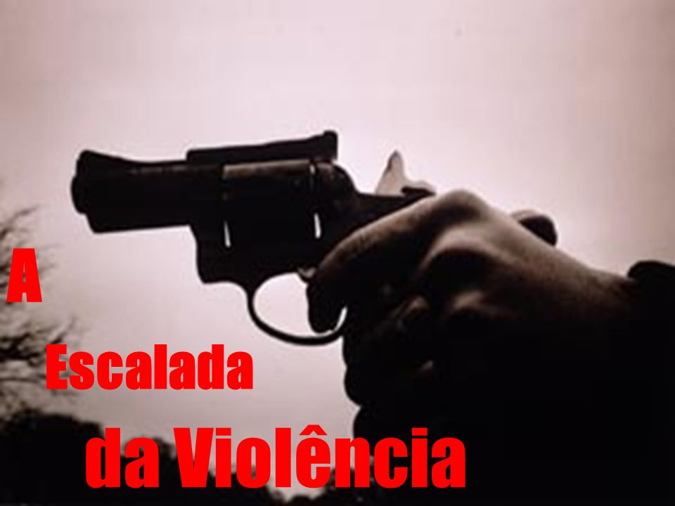 A Escalada da Violência