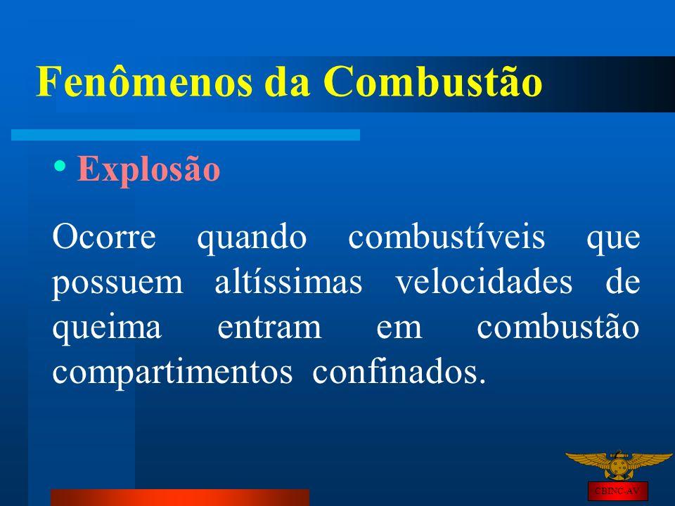 Fenômenos da Combustão