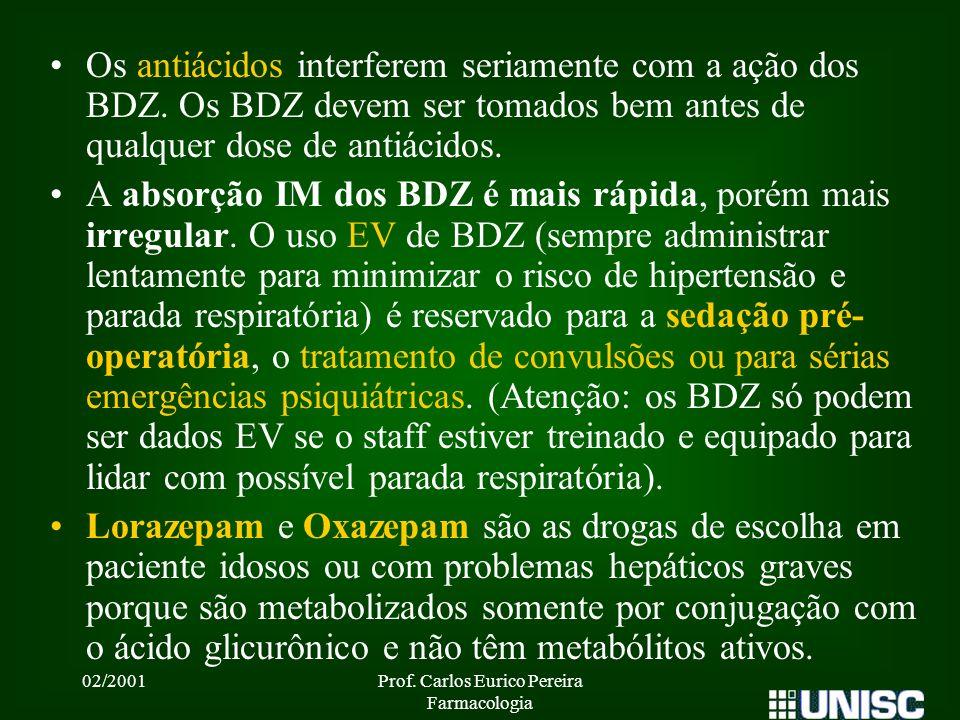 Prof. Carlos Eurico Pereira