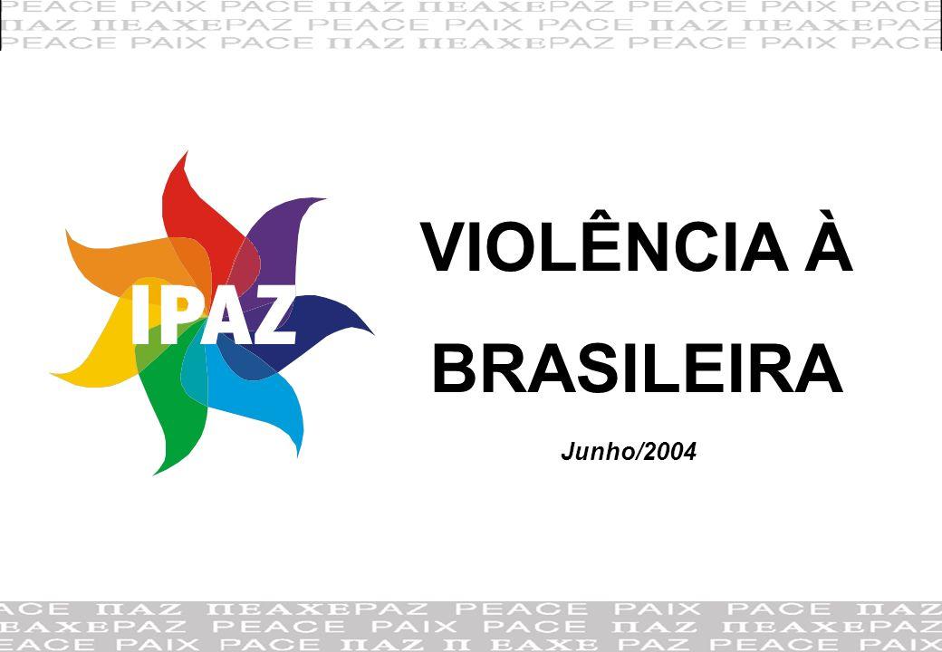 VIOLÊNCIA À BRASILEIRA