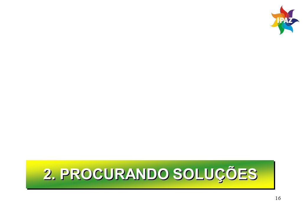 2. PROCURANDO SOLUÇÕES