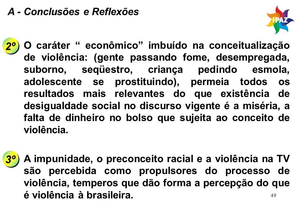 2º 3º A - Conclusões e Reflexões