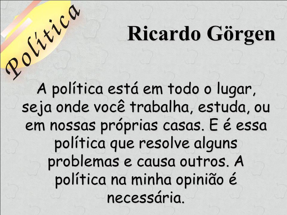Ricardo Görgen