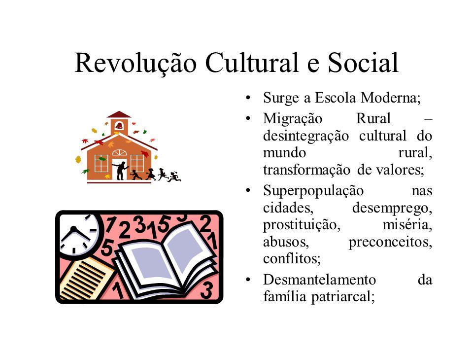 Revolução Cultural e Social