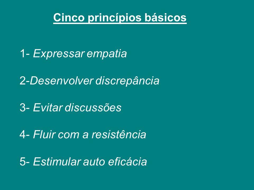 Cinco princípios básicos