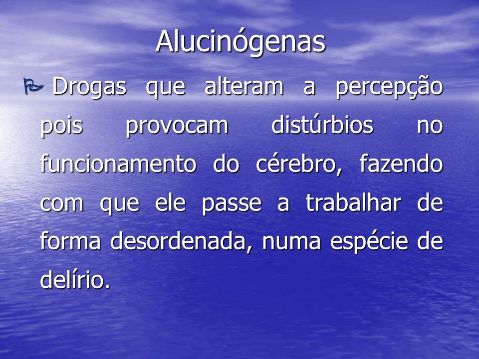 Alucinógenas
