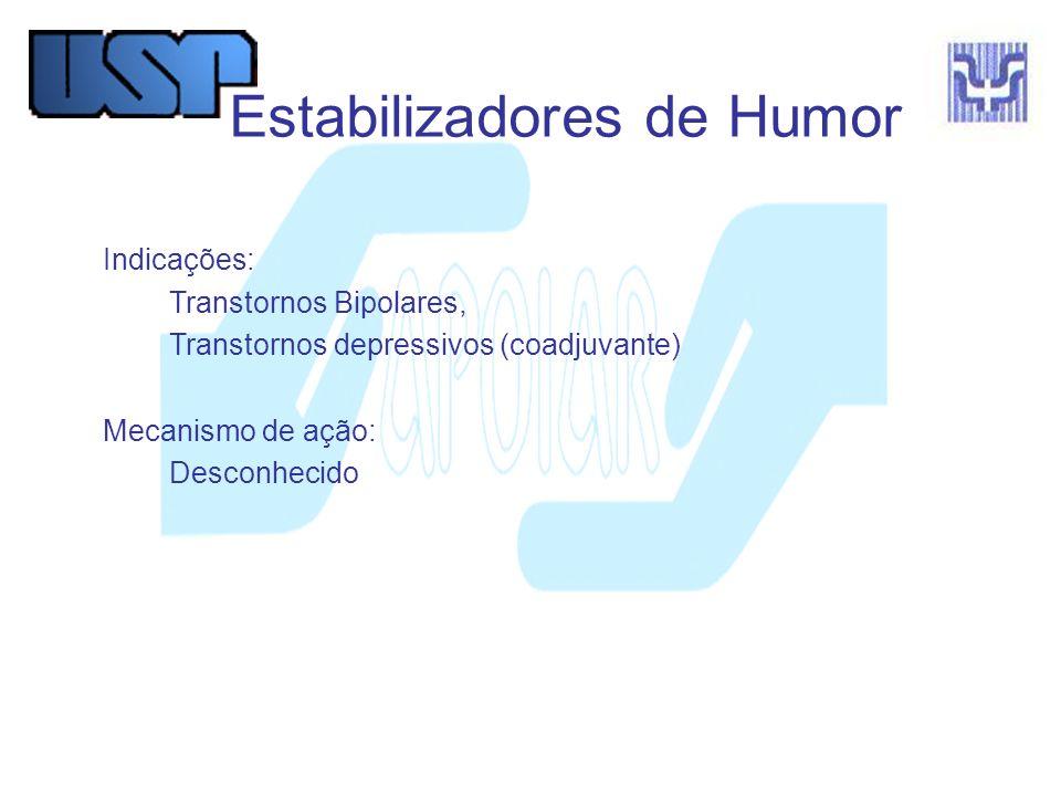 Estabilizadores de Humor