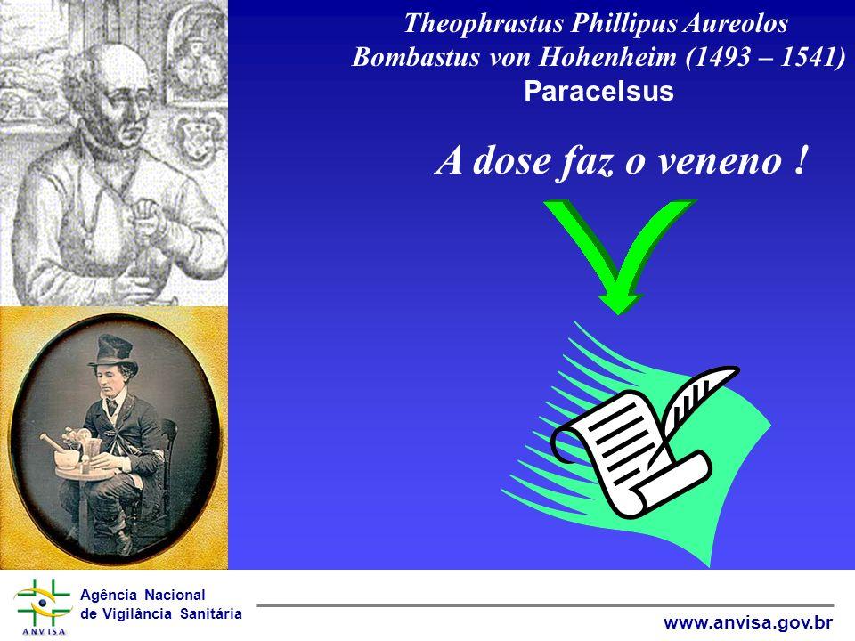 Theophrastus Phillipus Aureolos Bombastus von Hohenheim (1493 – 1541)