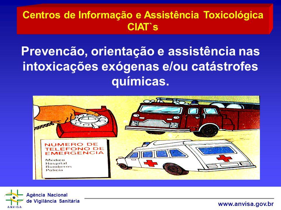 Centros de Informação e Assistência Toxicológica