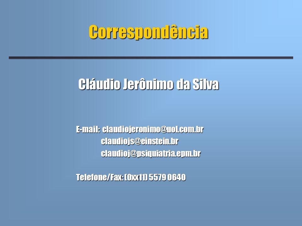 Cláudio Jerônimo da Silva