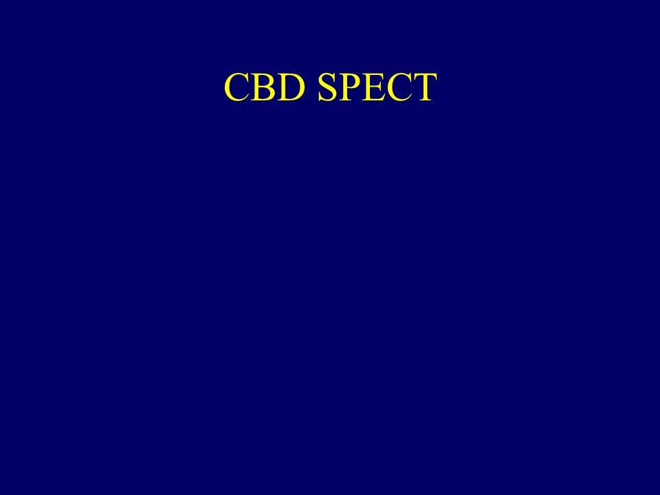 CBD SPECT