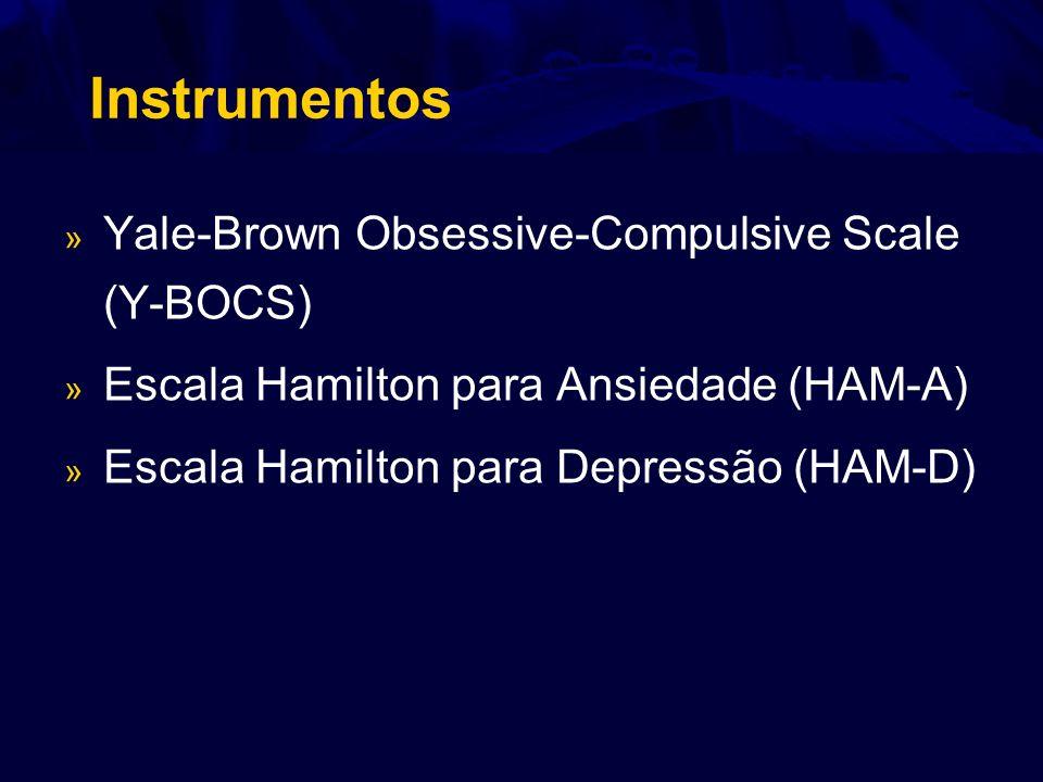 Instrumentos Yale-Brown Obsessive-Compulsive Scale (Y-BOCS)