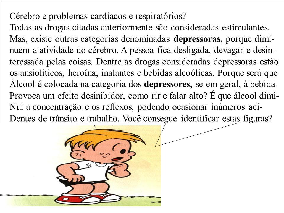 Cérebro e problemas cardíacos e respiratórios
