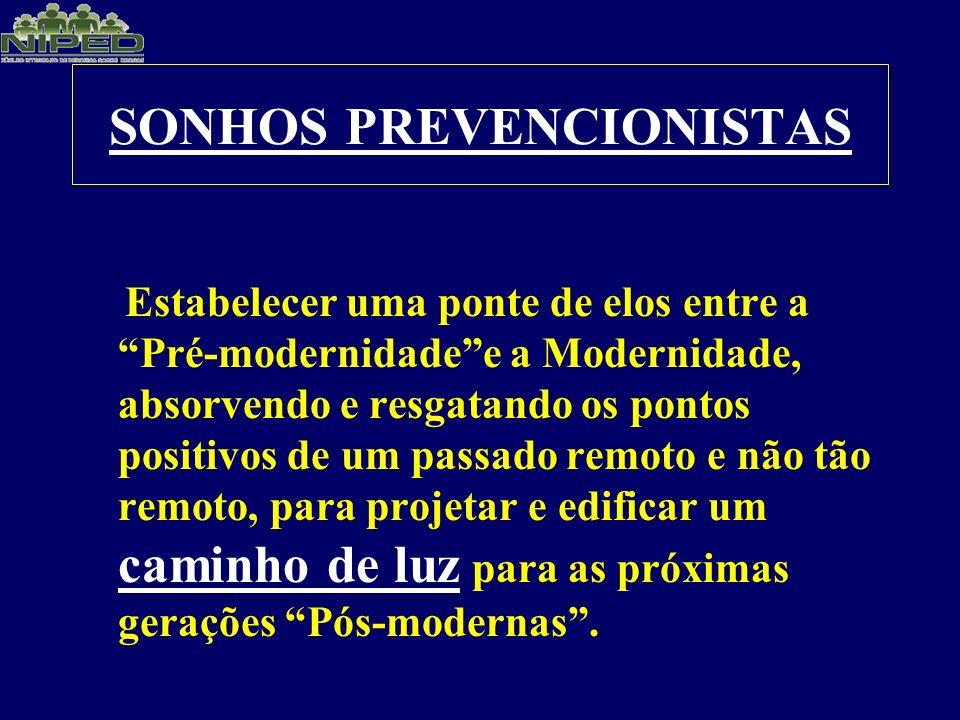 SONHOS PREVENCIONISTAS