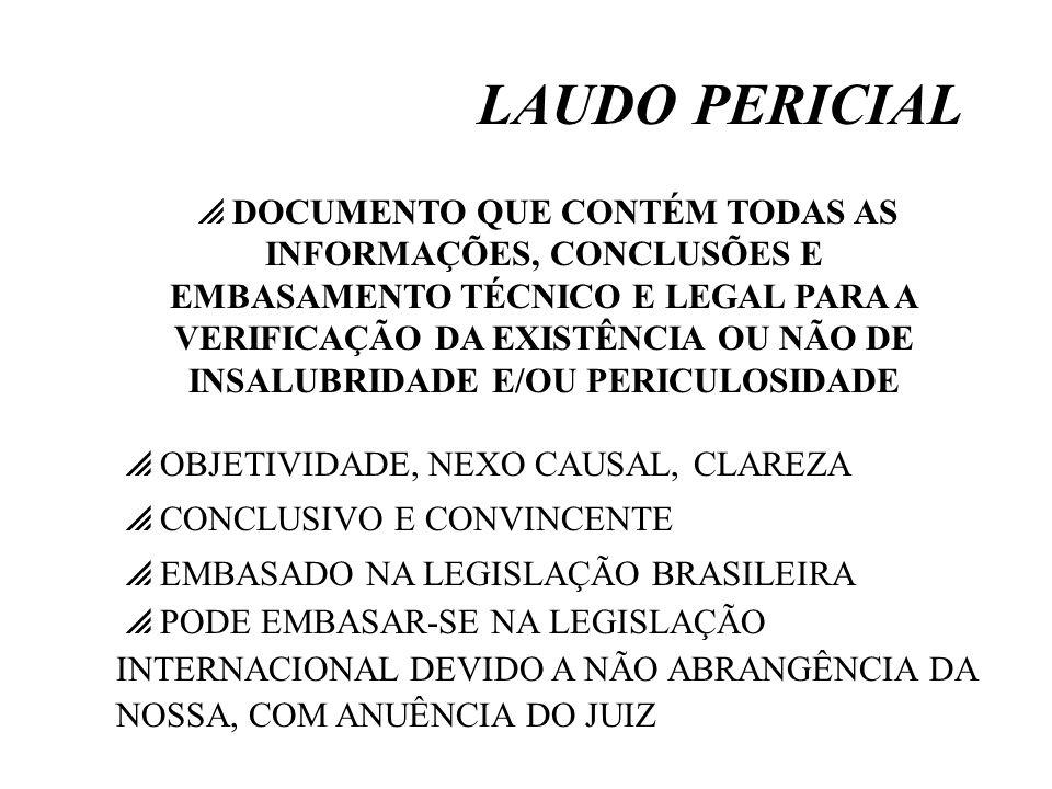 LAUDO PERICIAL