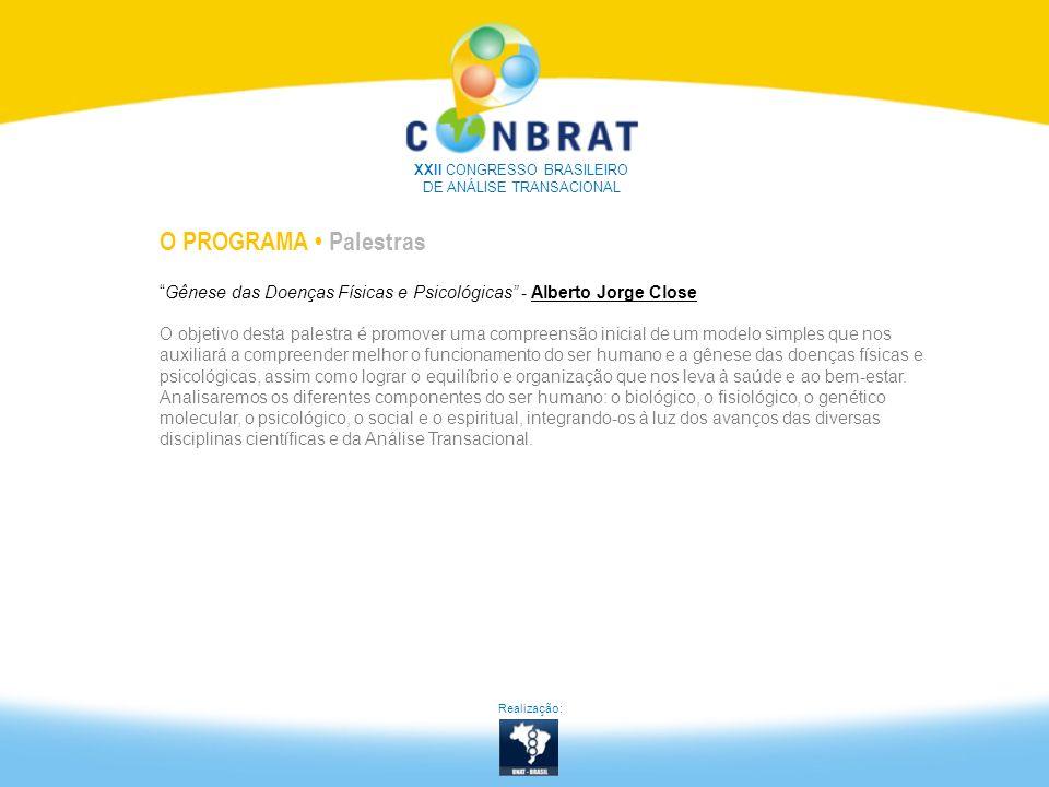 XXII CONGRESSO BRASILEIRO