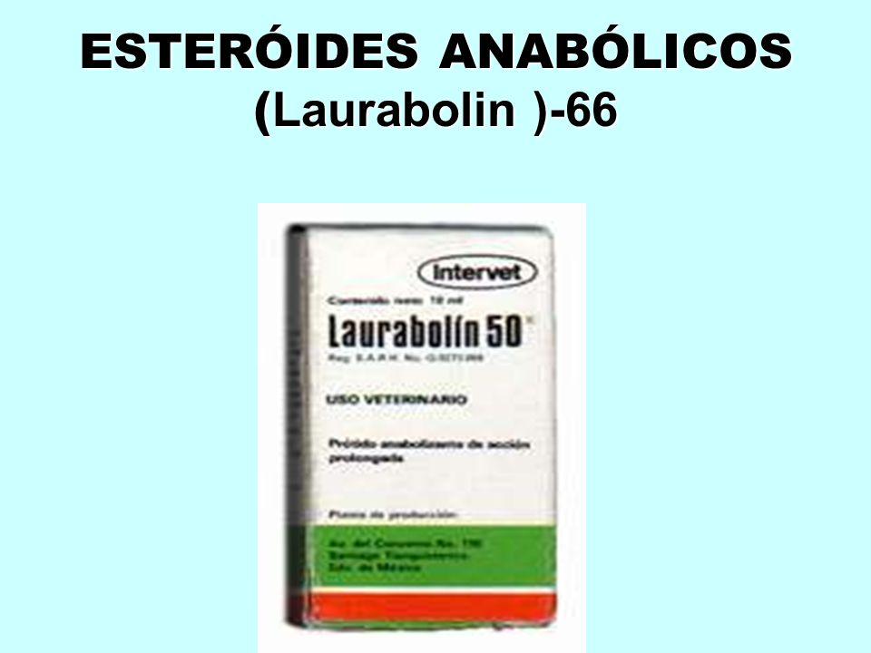 ESTERÓIDES ANABÓLICOS (Laurabolin )-66