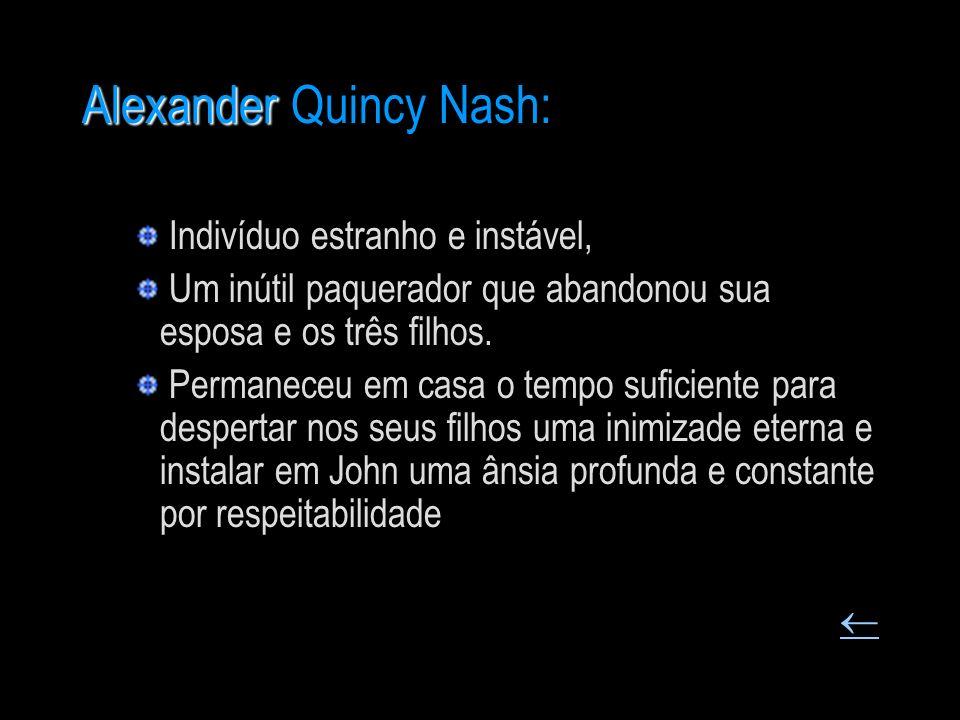 Alexander Quincy Nash: