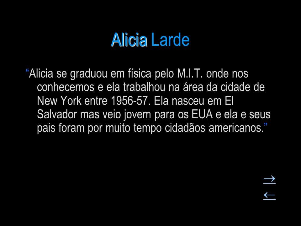 Alicia Larde