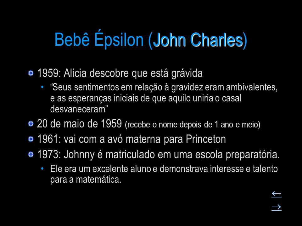 Bebê Épsilon (John Charles)