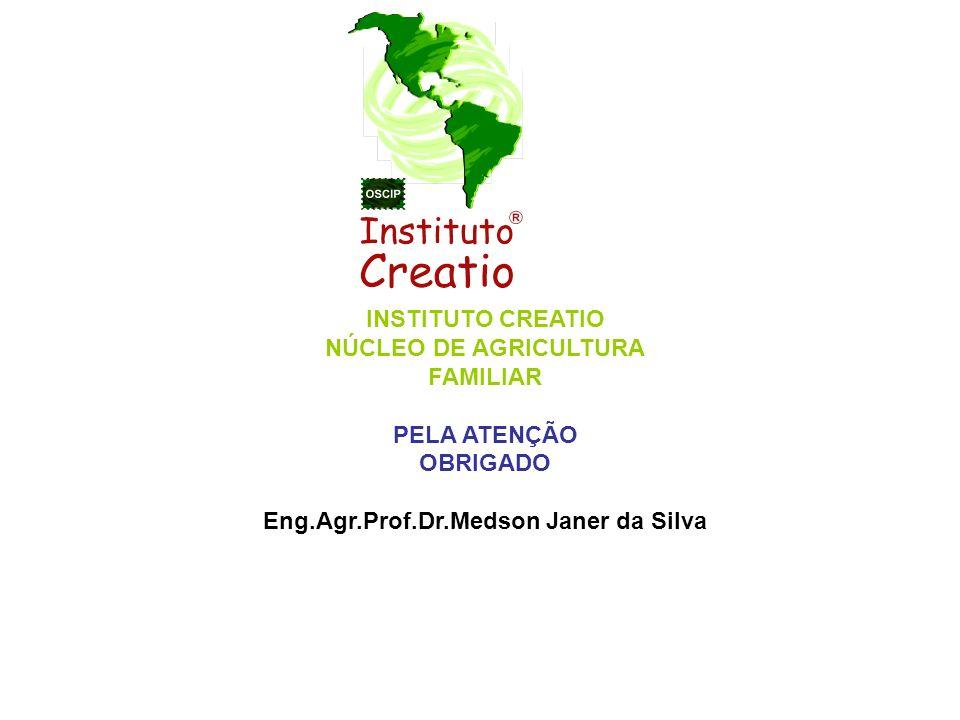 Eng.Agr.Prof.Dr.Medson Janer da Silva