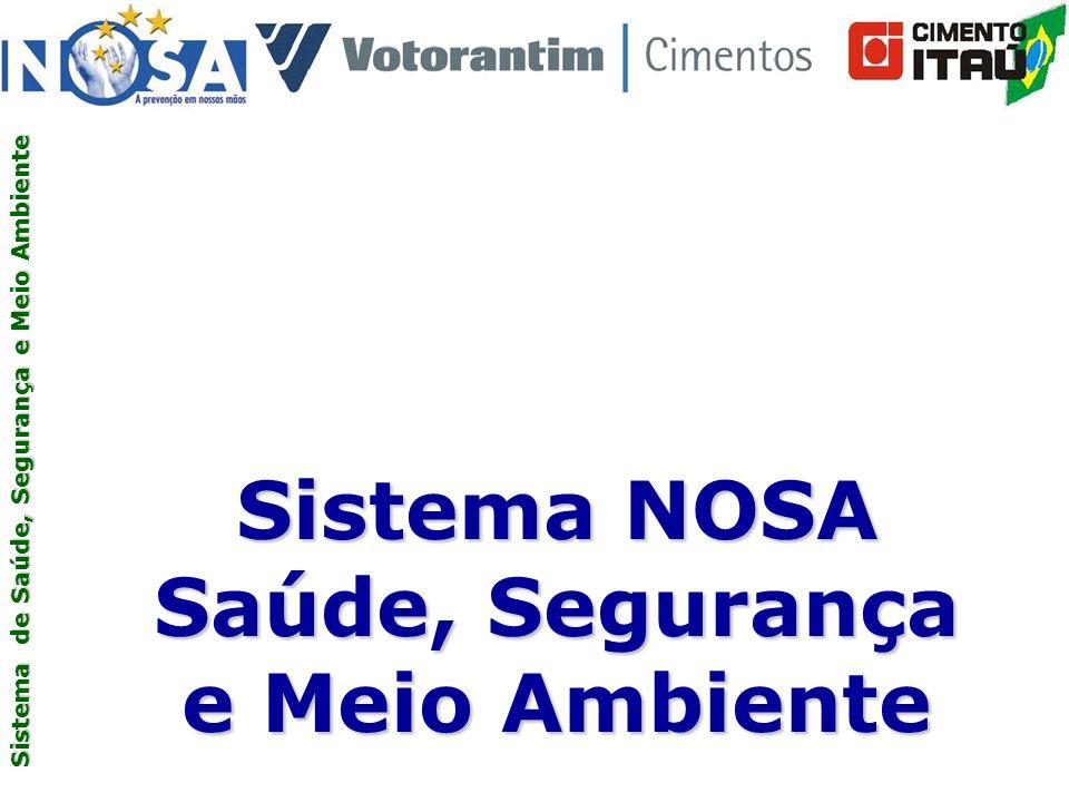 Sistema NOSA Saúde, Segurança e Meio Ambiente