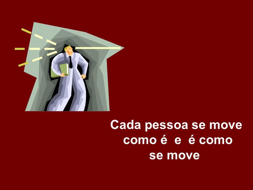 Cada pessoa se move como é e é como se move