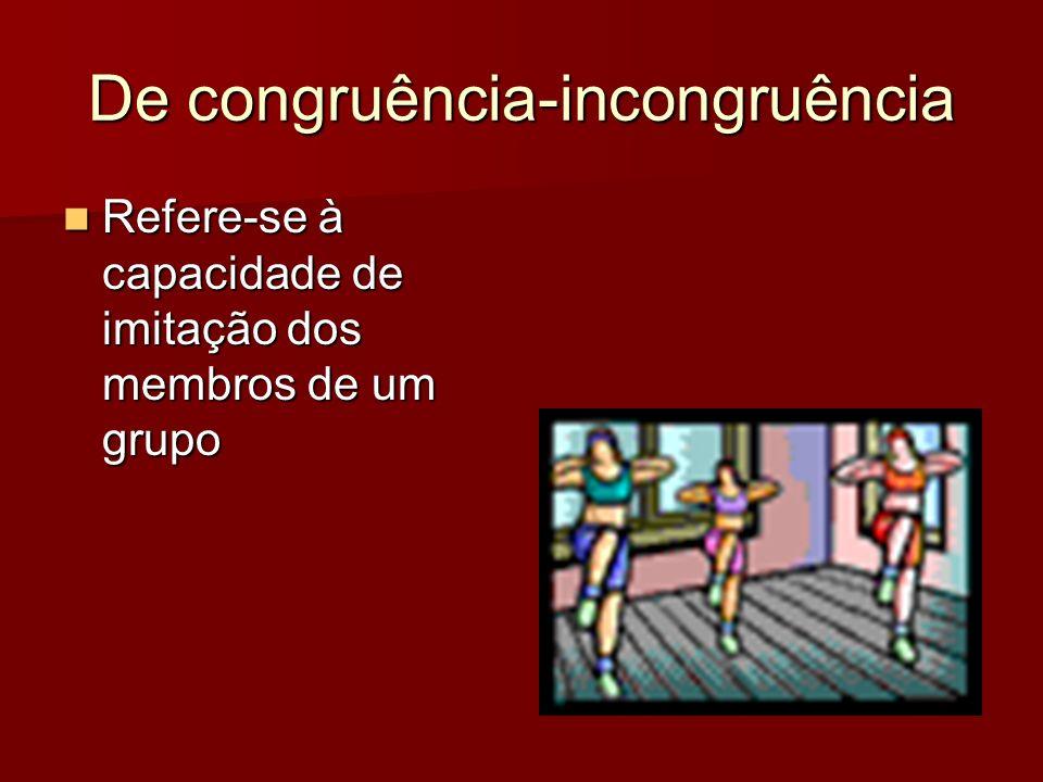 De congruência-incongruência