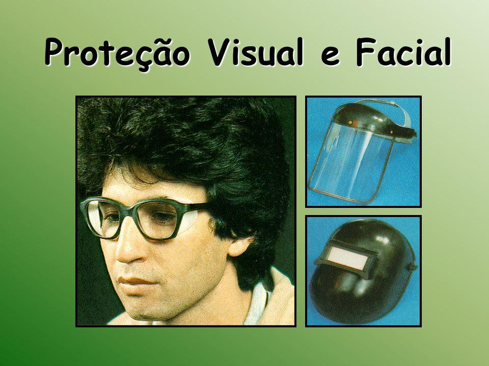 Proteção Visual e Facial