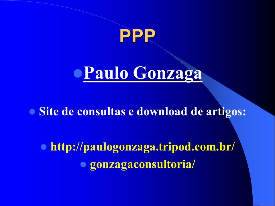 Site de consultas e download de artigos: